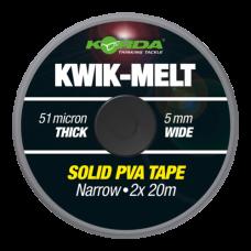 PVA-лента Korda Kwik-Melt 5mm 20m