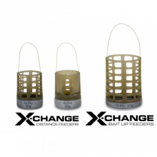 Кормушка Guru X-Change Distance Feeder Cage Large 40гр + 50гр