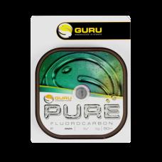 Леска флюорокарбоновая Guru Pure Fluorocarbon 0,14мм 50м