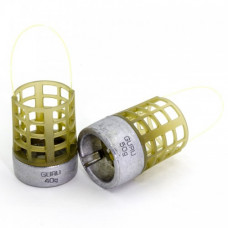 Кормушка Guru X-Change Distance Feeder Cage Medium 40гр + 50гр
