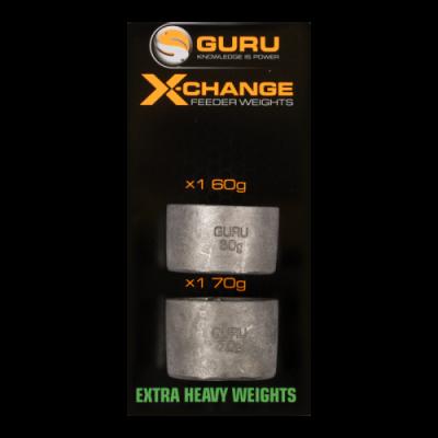 Сменный груз для кормушек Guru X-Change Feeder Extra Heavy Spare Weights Pack