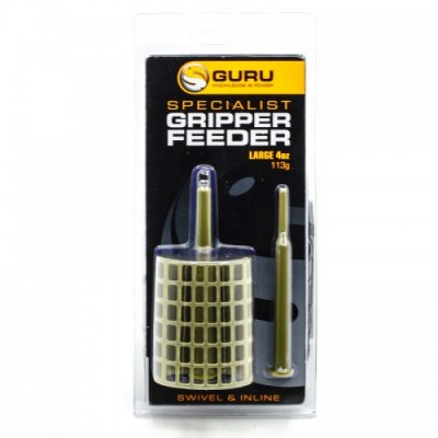 Кормушка Guru Gripper Feeder Large 28гр