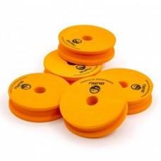 Шпули запасные для поводочницы Guru Spare Spools Rig Box 5шт