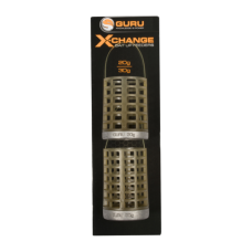 Кормушка Guru X-Change Bait Up Feeder 20гр + 30гр