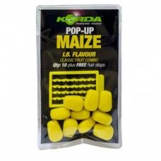 Имитационная приманка Korda Maize Pop-Up Yellow