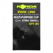 Застежка Korda Kwik Link XS